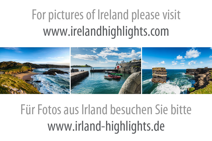 Travel the Wild Atlantic Way - Ireland vacation